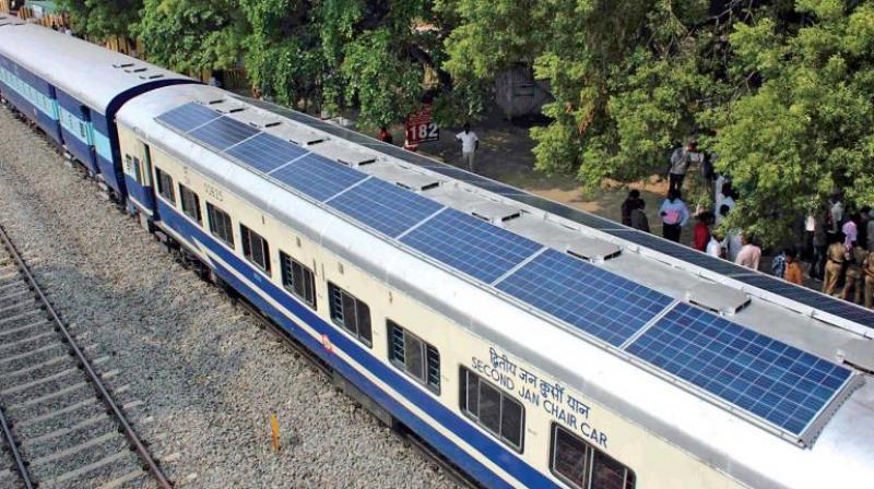 Indian Railways earned Rs.540 crore through flexi fare scheme