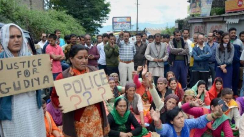 Shimla rape: BJP shutdown over mishandling of case hits normal life