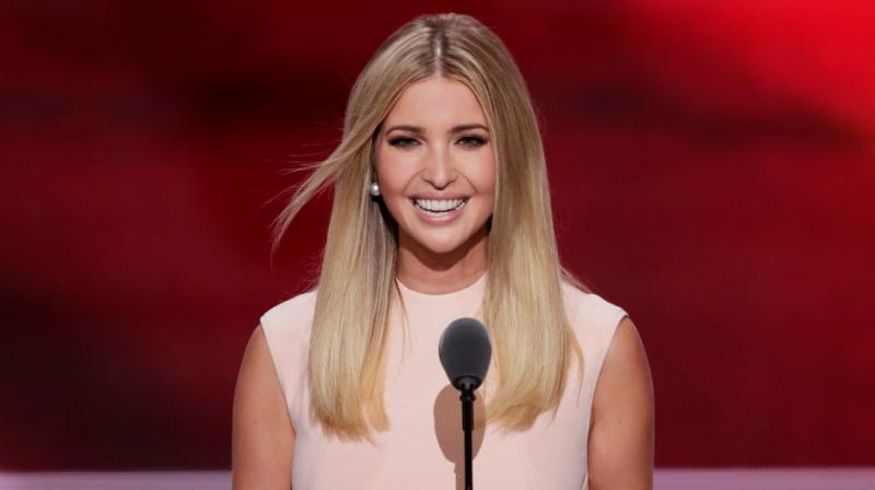 US president-elect Donald Trump's daughter Ivanka. (Photo: AP)