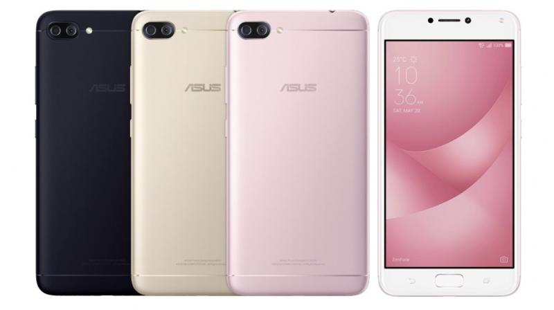Asus ZenFone 4 Max With 5000mAh Battery Launched: Price, Specifications