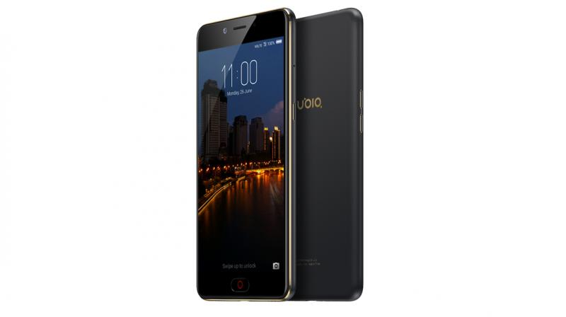 Nubia launches 'N2' smartphone in India at Rs 15999