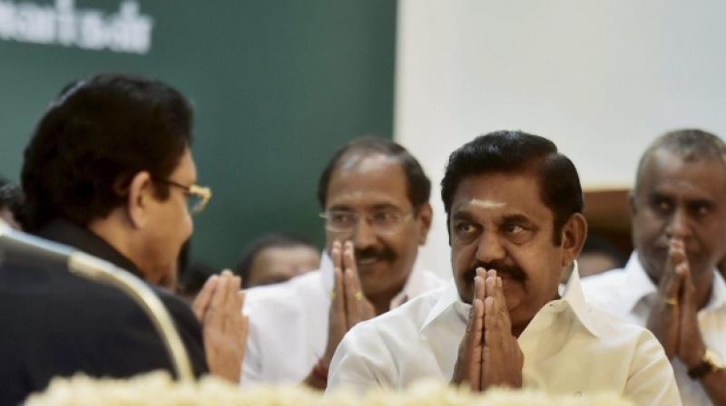 111 AIADMK MLAs in Tamilnadu attended a legislators