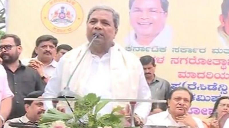 Only Sonia Gandhi invited me to Congress: CM Siddaramaiah