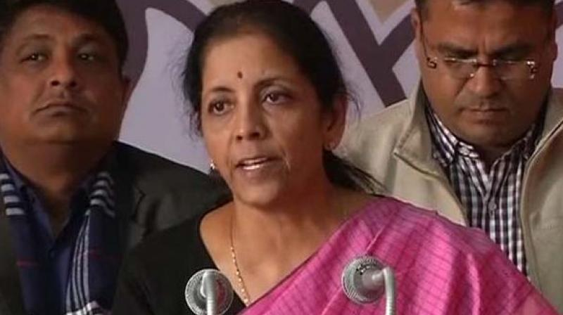 Have taken 7000 steps to improve ease of doing business: Nirmala Sitharaman
