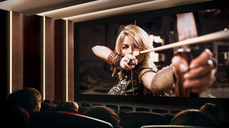 Samsung has cinema in its sights with 34ft LED launch
