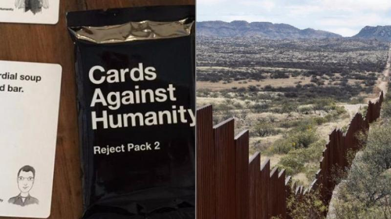 Cards Against Humanity Takes Aim At Trump With New Promotion