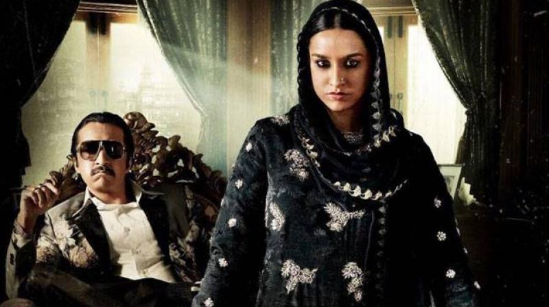 Watch Shraddha Kapoor's Epic Transformation In Haseena Parkar
