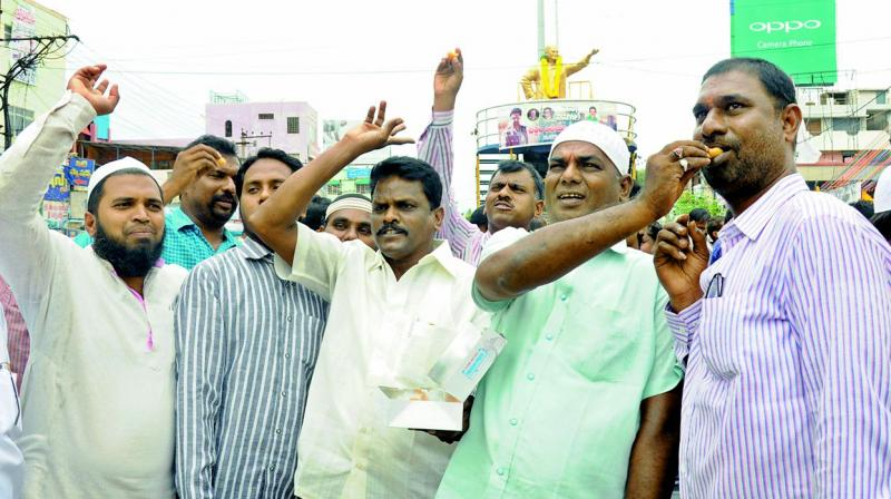 It's a mandate for development: Andhra CM on bypoll victory