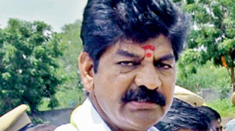 TRS MLA misbehaves with female IAS officer