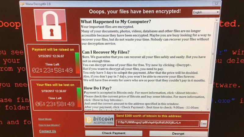 Microsoft's free custom support could have stopped 'WannaCrypt'