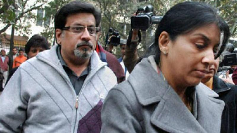 The Talwars have been lodged in Dasna jail since November 2013 after a special CBI court in Ghaziabad had convicted them for murdering Aarushi and Hemraj and sentenced them to life. (Photo: PTI)
