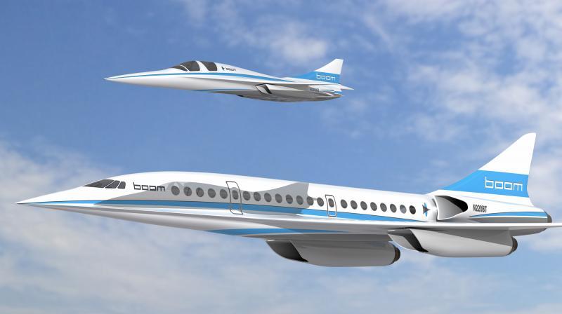 fastest passenger jet unveiled