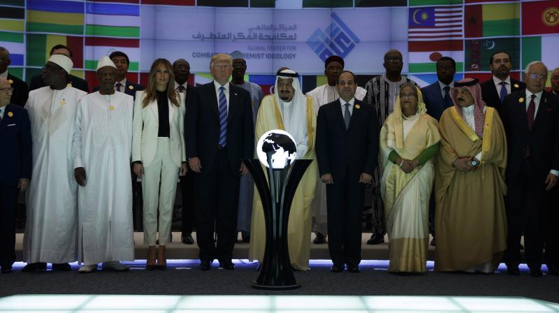 Muslim countries must lead anti-terrorism battle