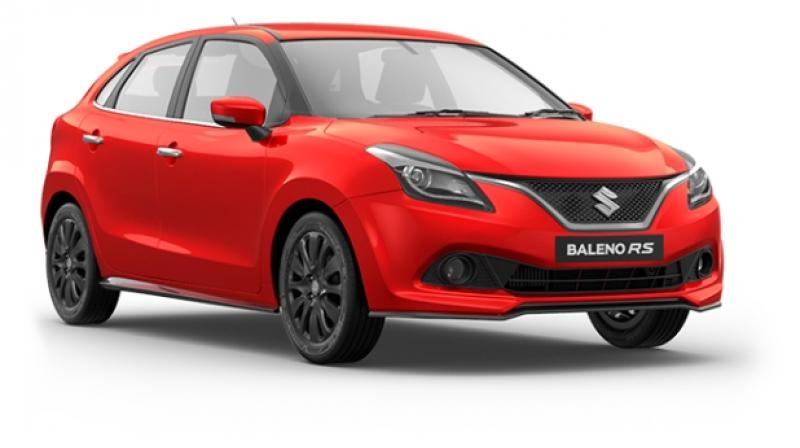 Maruti Suzuki Baleno RS launched at Rs.8.69 lakh