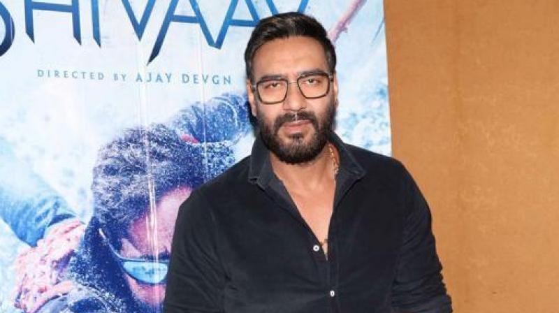 Ajay Devgn was last seen in 'Baadshaho.'