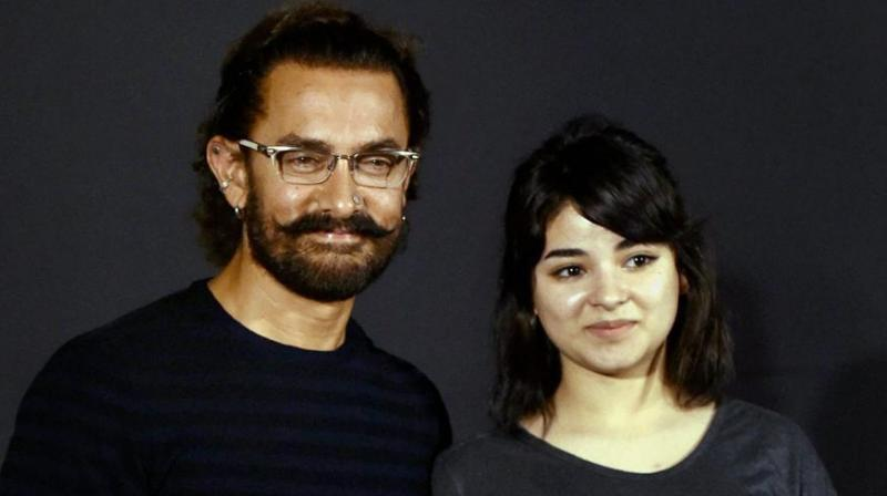 Aamir Khan and Zaira Wasim's 'Dangal' broke numerous records at the box office.