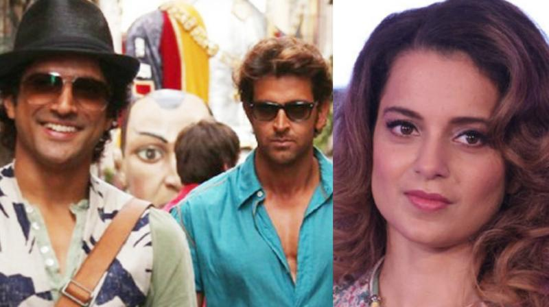 After Bollywood stars refused to take sides in Hrithik Roshan-Kangana Ranaut row, Farhan Akhtar was among the first to come out in support of the former.