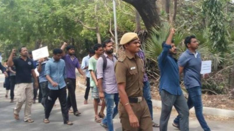 Madras scholar beaten up for participating in 'beef fest'