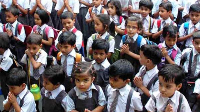 Around 4,600 schools have been targeted for closure as enrollment has been poor. They have less than 20 students.(Photo: PTI/Representational)
