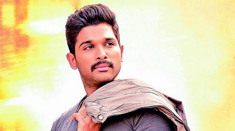 Ntr Hairstyle Hd Allu Arjun Hairstyle Photos The Newest