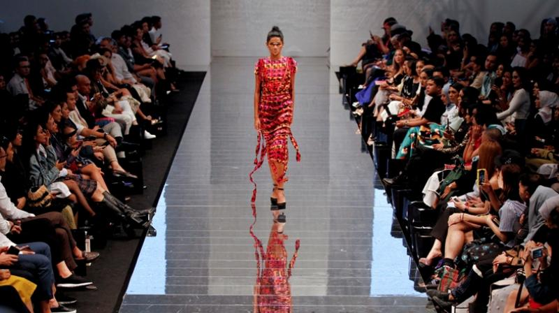 A platform for local designers, KLFW is seen, among others, as a place to promote local designs to the international market. (Photo: AP)