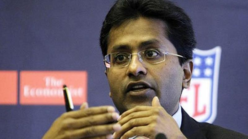 Lalit Modi, credited for creating the cash-rich and glitzy Indian Premier League in 2008, was expelled from the BCCI in 2010, which accused him of rigging bids and money laundering among other charges. (Photo: AP)