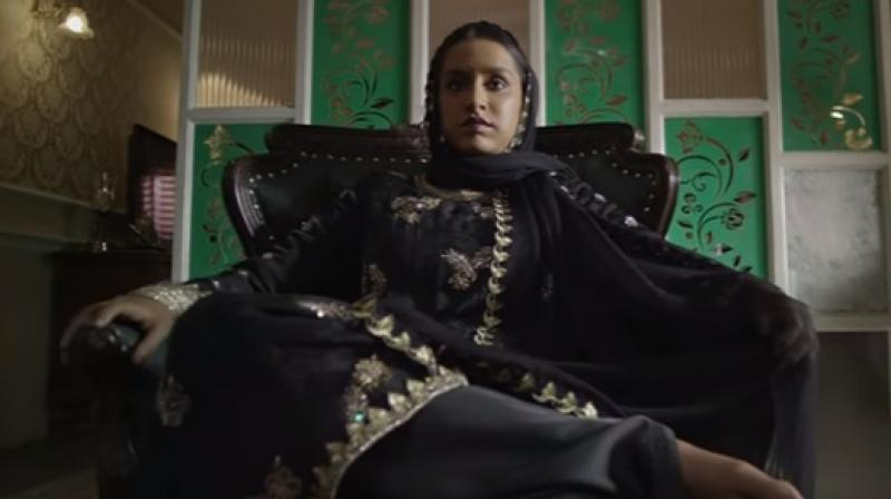 Celebrities praise Shraddha's intense look in 'Haseena' teaser