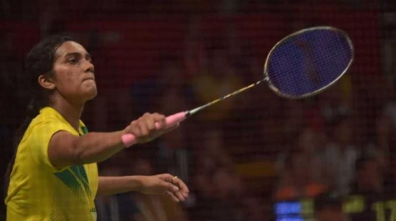 Kidambi Srikanth in Australian Open final