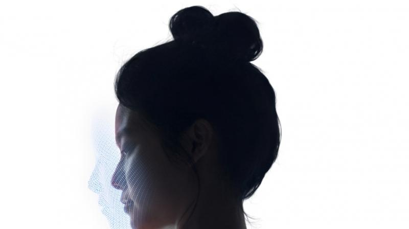 Apple's new face recognition technology scans owner's face to unlock the device. (Photo: Apple)