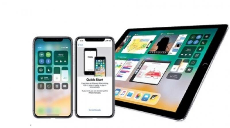Released as iOS 11.0.3, the third patch aims to fix some bugs pertaining to older Apple devices.