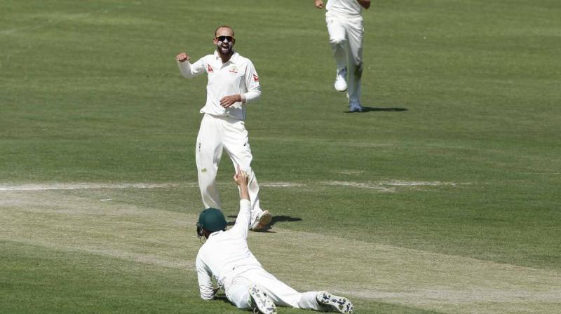 Live Cricket Score, India vs Australia 2017, 4th Test, Day 2