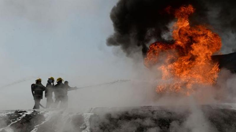 15 killed, 30 injured in Afghan oil tanker explosion