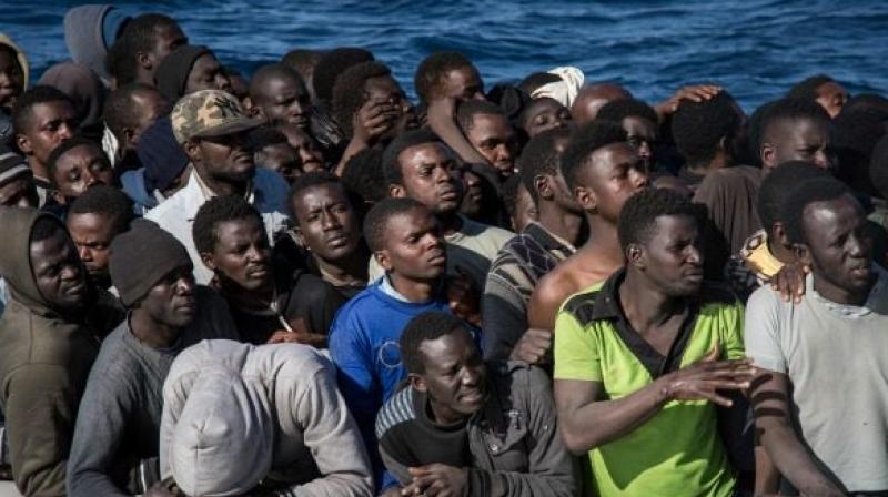 Migrants traded in 'slave markets' in Libya, UN