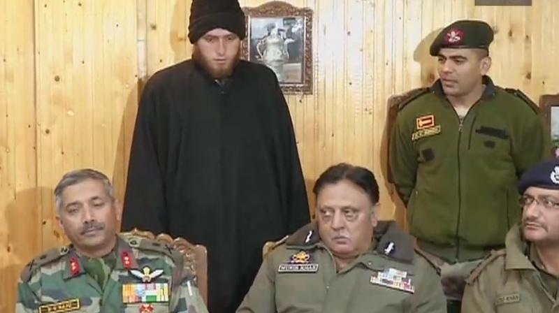 Two terrorists arrested in Kulgam