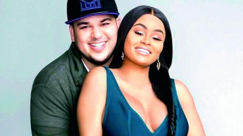 Rob Kardashian and Blac Chyna Settle Custody Dispute