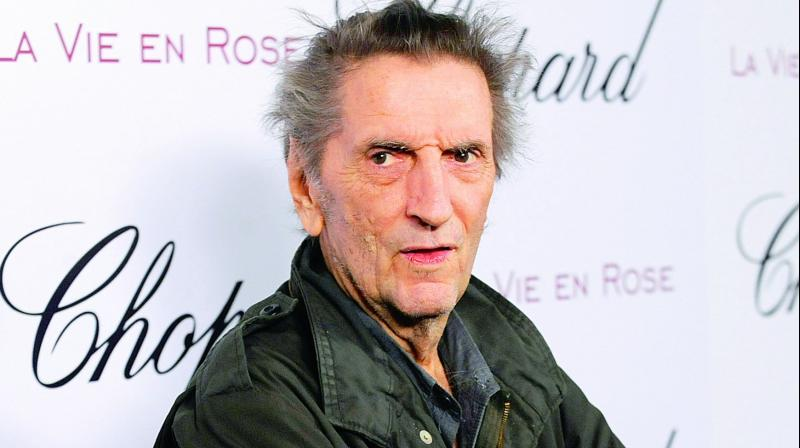 'Alien' actor Harry Dean Stanton has died age 91