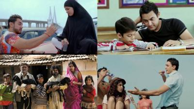 Aamir Khan has earned the tag of a 'perfectionist' not just for his acting over the years, but also for his brilliant brain as a producer in backing films, which went to on win critical as well as commercial acclaim. While he has lent his backing to films 'Lagaan' or the recent 'Dangal' starring him in the lead, he is one of the few to have produced numerous films where either he didn't feature at all or was not the main protagonist. With one such film 'Secret Superstar' set for release this Diwali, we take a look at some of the other projects where Aamir took a backseat when it comes to being the lead and even made headlines.
