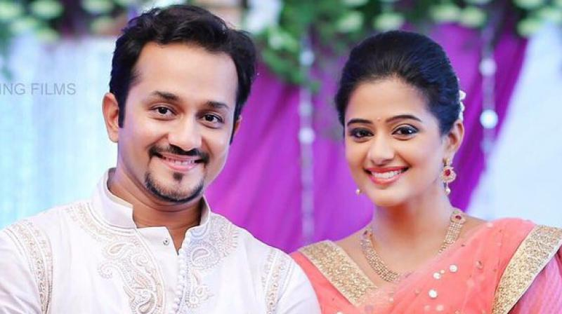 Priyamani, Mustafa get married in a low-key affair