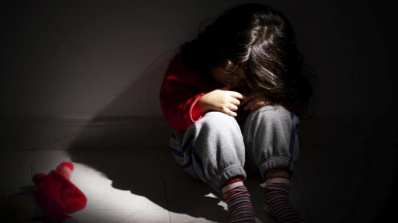 Girl, 4, sexually assaulted in school