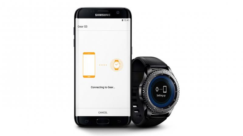 Samsung Gear S3 will be available in two variants--Frontier and Classic