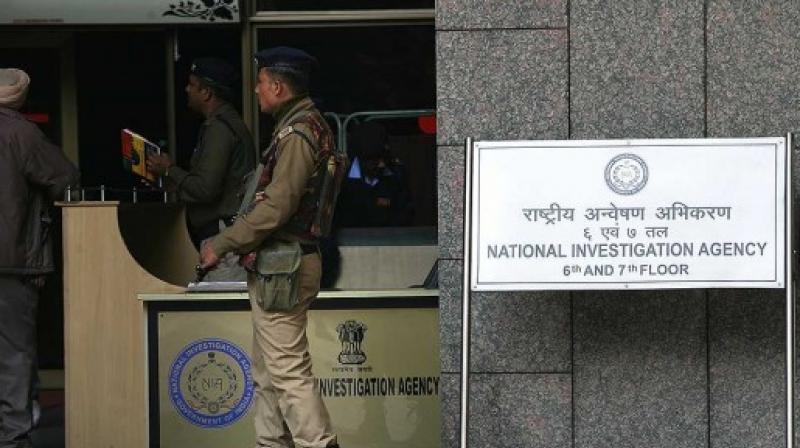 Blasts on court premises: Three Al-Qaeda terrorists held