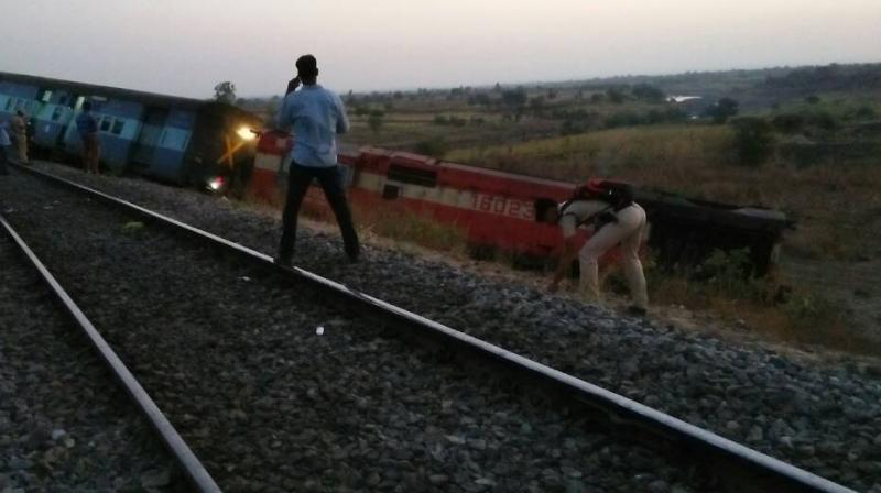 Aurangabad-Hyderabad passenger train derails in Karnataka; no passenger hurt