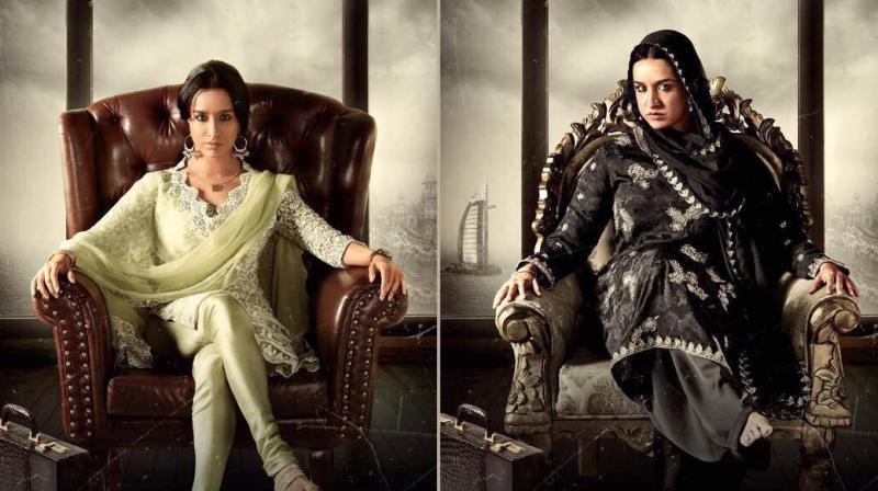 Check Out Shraddha Kapoor's Journey As Haseena Parkar In 'Haseena'