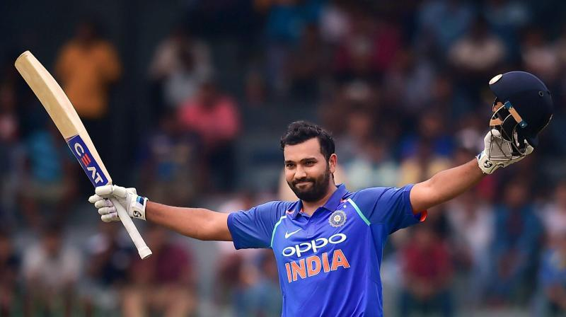 Since Rohit Sharma's comeback in ODIs during the Champions Trophy, he has scored three hundreds in 10 games apart from a few half centuries.(Photo: PTI)