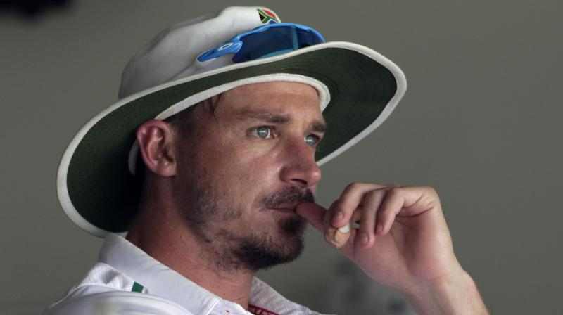 Dale Steyn has been out of action since he got his right shoulder fractured during Australia's first innings of the opening Test against South Africa, which the Proteas went on to win by massive 177 runs at the WACA Ground in Perth.(Photo: AP)