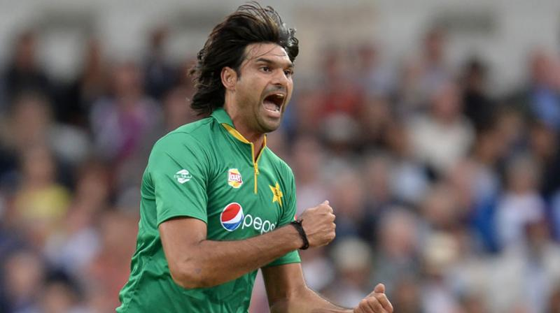 Mohammad Irfan will now be available for selection against Sri Lanka in next month's T20 series. (Photo: AFP)