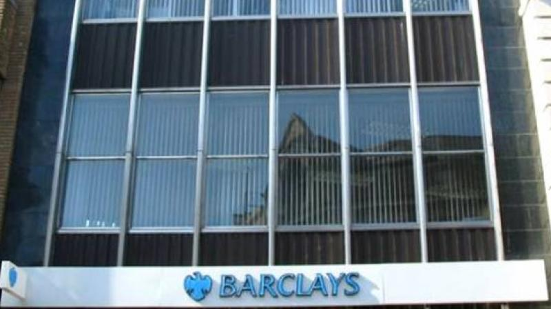 Barclays says core earnings fall 73 per cent in 3rd quarter