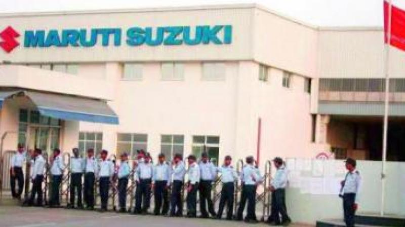 Maruti's Q2 profit jumps 60% to Rs2,398 crore