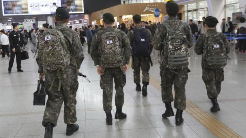 S. Korean military court convicts soldier over gay sex