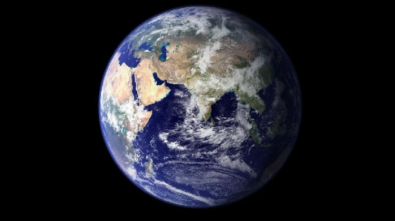 Humanity has already consumed Earth's 2017 resource 'budget'